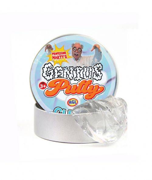 Genius Clear Putty Toy